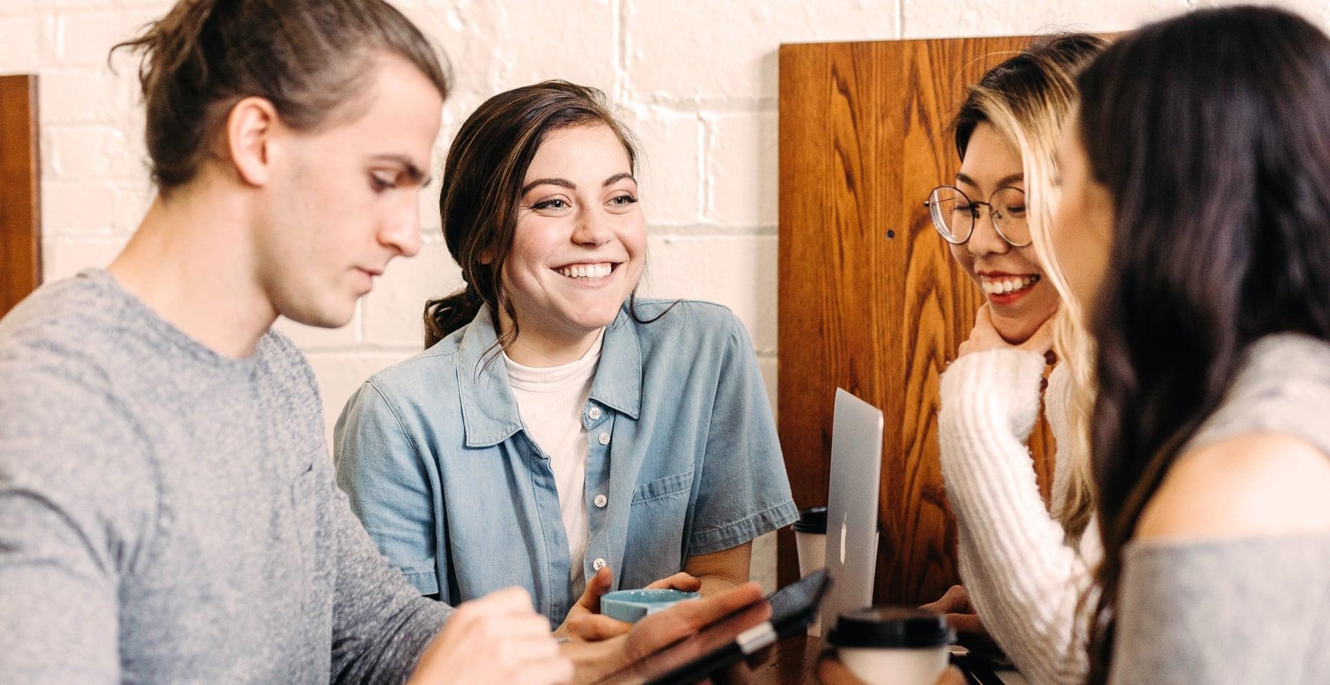 INSCALE - Work Environment - Build a team
