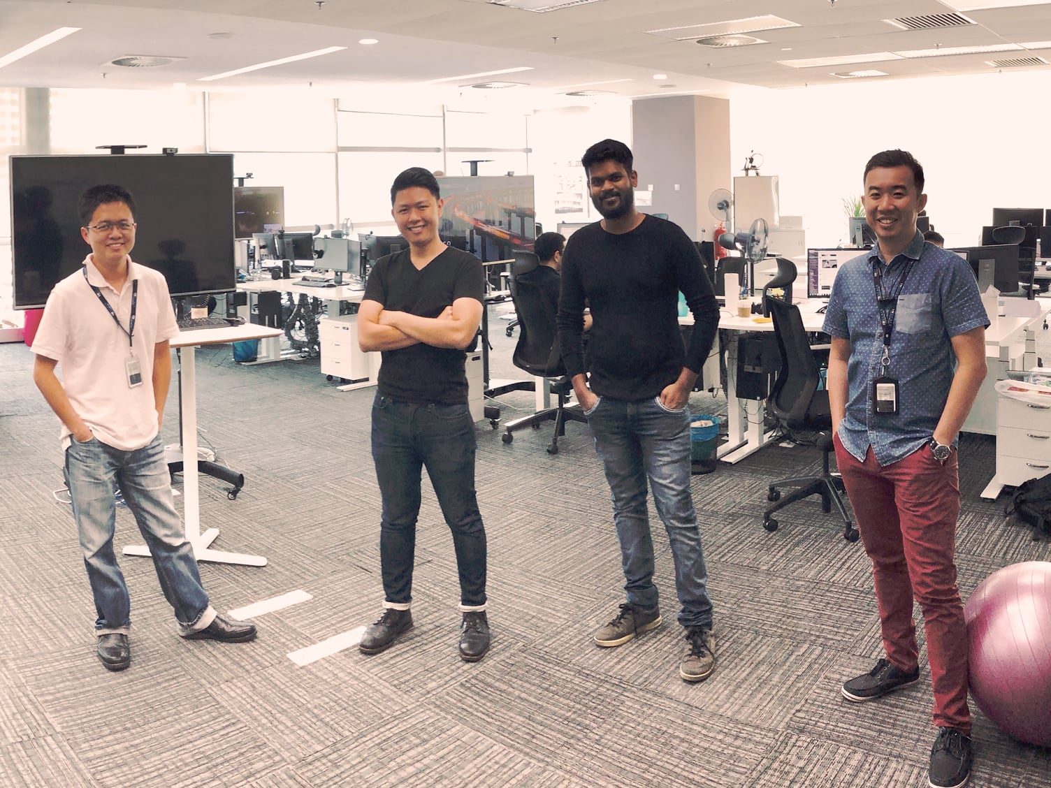 INSCALE - Work Environment - Group Photo