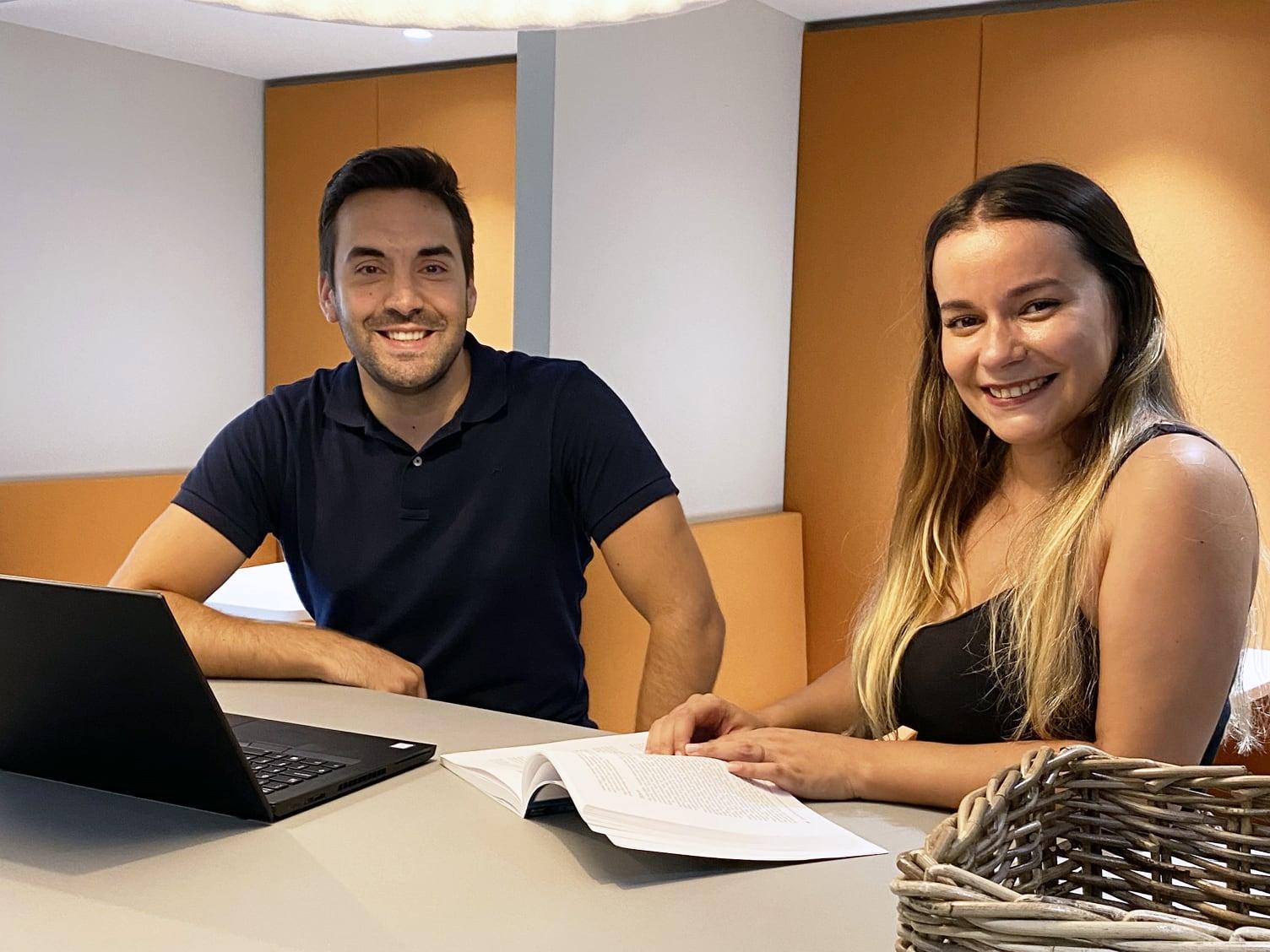 INSCALE Team Spirit - Collaboration at work