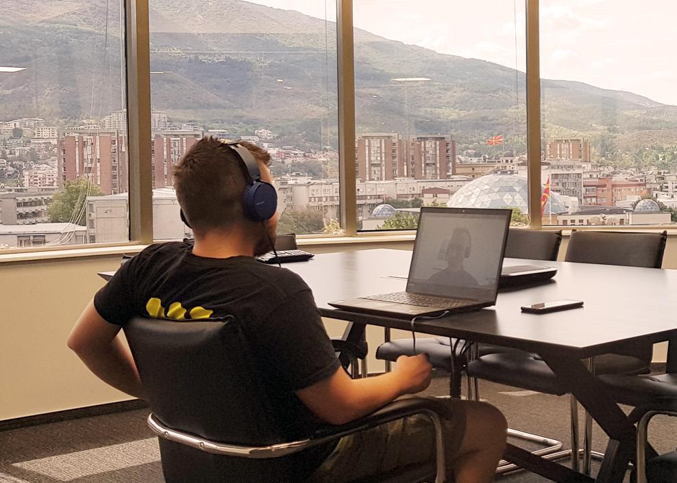 INSCALE - Software Developer - Macedonia