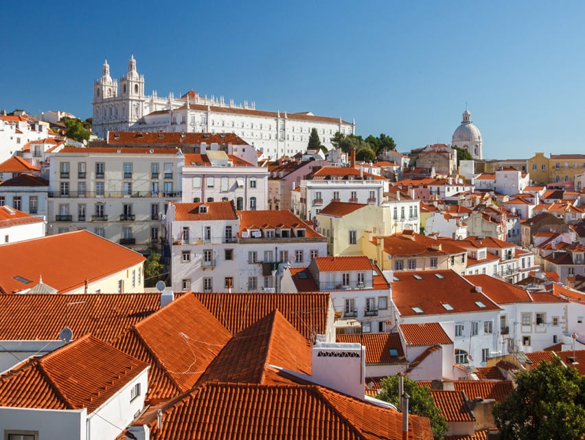 Lisbon City - INSCALE Portugal Office Location