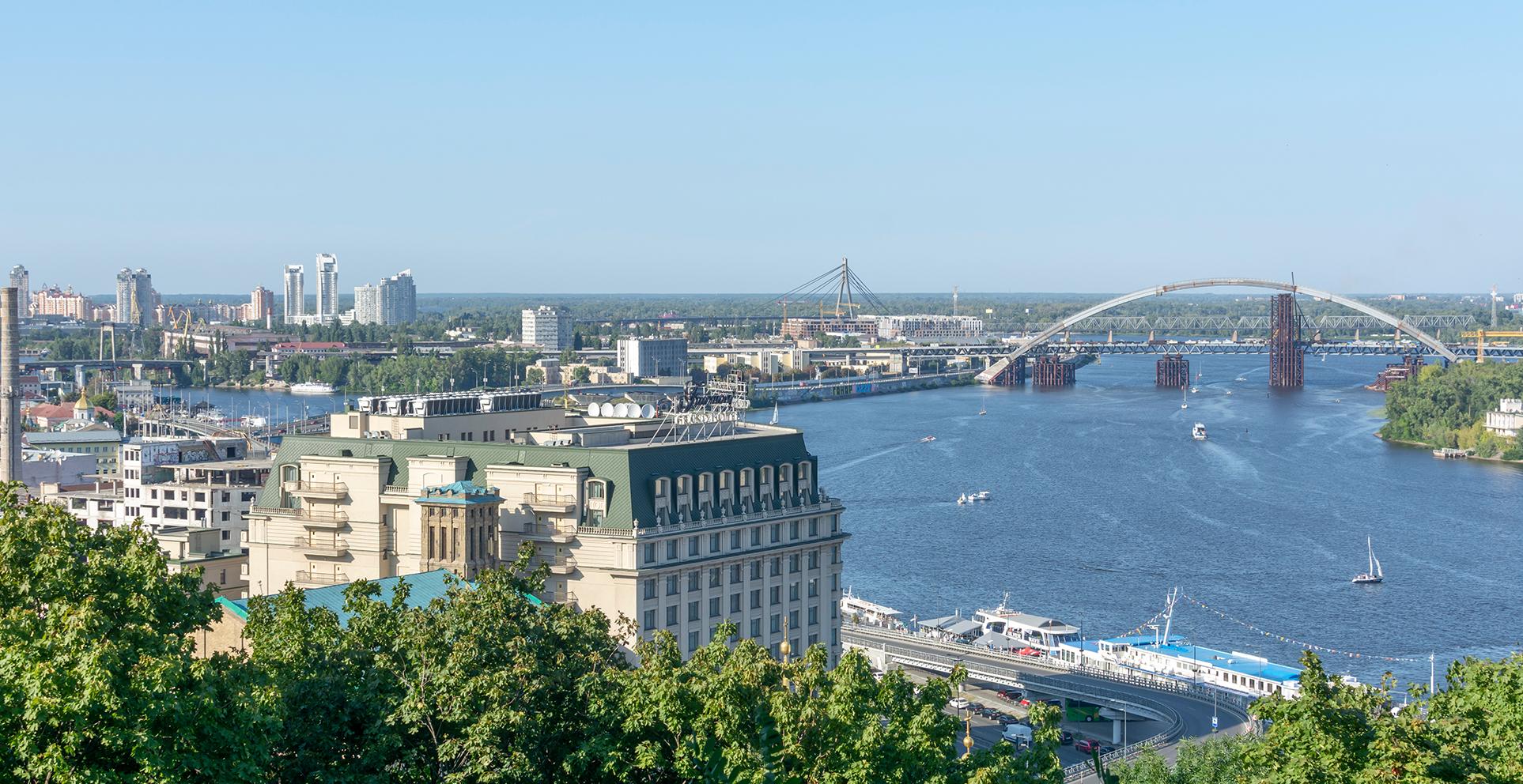 Kyiv City - INSCALE Ukraine Office Location