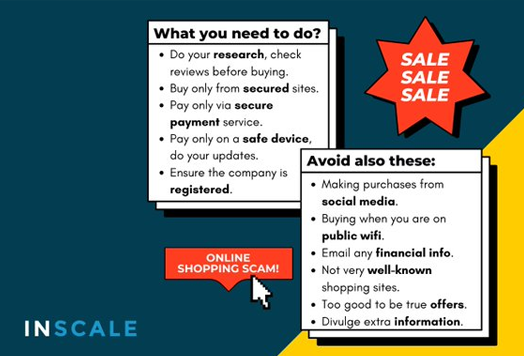 Twitter - Secure Purchasing - What to be aware of